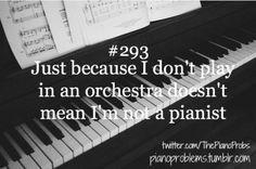 #PianoProblems