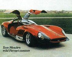 1969 Tom Meade Thomassima III, built on a Ferrari 250 GTchassis
