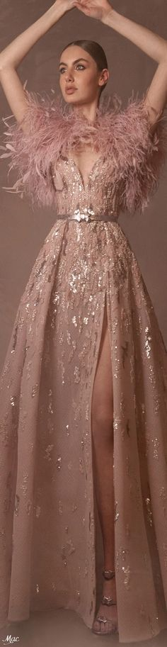 Zuhair Murad, Evening Gowns, Catwalk, Ball Gowns, Ready To Wear, Boutique, Formal Dresses, Spring, How To Wear