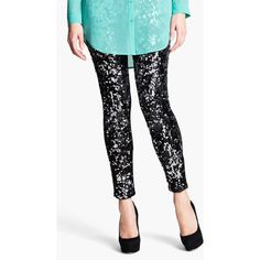 Nordstrom 'Shimmy' Sequin Leggings available at Sequin Leggings, Modern Fashion, Autumn Winter Fashion, Fall Outfits, Nordstrom, Style Inspiration, Stylish, My Style, Womens Fashion
