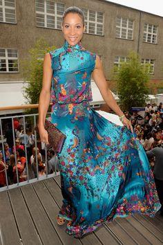 Annabelle Mandeng Photos: Gala Fashion Brunch