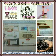 Get healthy with Valentus products