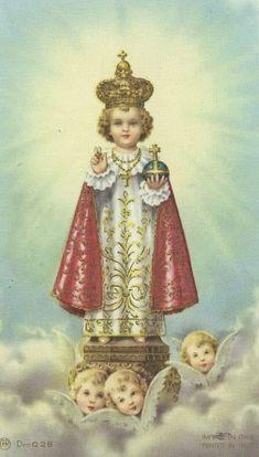 Religious Pictures, Jesus Pictures, Religious Icons, Religious Art, Catholic Prayers, Catholic Art, Catholic Saints, Roman Catholic, Vintage Holy Cards