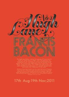 Hugh Lane/Francis Bacon Exhibition. on Behance