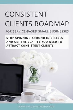 Ready to stop spinning around in circles and get the clarity you need to attract consistent clients to your service-based small business? What you need is a simple and easy-to-follow roadmap that will show you the exact steps you need to take to attract consistent clients. That's where I can help! Download my free Consistent Clients Roadmap today. #consistentclients #marketingtips #growmybusiness #businessgrowth #newbusiness #startup #startupbusiness #smallbusinesstips #businesstips Marketing Budget, Small Business Marketing, Start Up Business, Business Tips, Marketing Strategy Template, Content Marketing Strategy, How To Get Clients, Thing 1, Business Entrepreneur