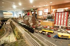 San Diego Model Railroad Museum | San Diego Model Railroad Museum | Flickr - Photo Sharing!