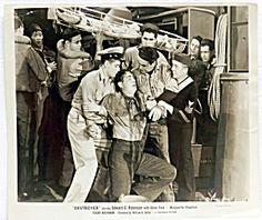Destroyer - Edward G. Robinson Movie Poster - Lobby Card