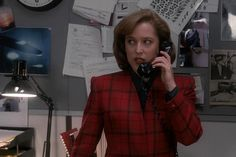 In the New 'X-Files,' Dana Scully's Wardrobe Continues to Reflect Her Complexity as a Character—Terrible Suits and All - The Atlantic