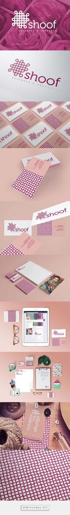 Shoof Branding by Joyce Kiesel on Behance | Fivestar Branding – Design and Branding Agency & Inspiration Gallery