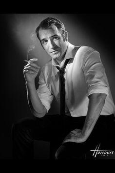 Jean Dujardin par Studio Harcourt