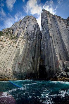 Cape Pillar Sea Cliffs - AtlasObscura.com
