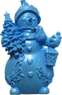 Snowman by First Impression Molds