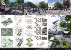 Tercer Lugar Concurso Nacional de Ideas para la Renovación urbana del área centro de San Isidro,Lámina 03. Image Courtesy of ZIM Arquitextura + Pablo Guiraldes