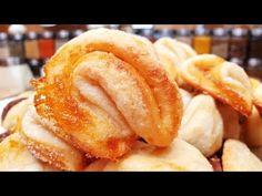 Libaláb isteni aprósütemény @Szoky konyhája - YouTube Onion Rings, Ethnic Recipes, Youtube, Food, Essen, Youtubers, Yemek, Youtube Movies, Meals