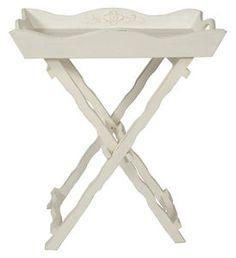 Flower Butler's Tray - furniture £45