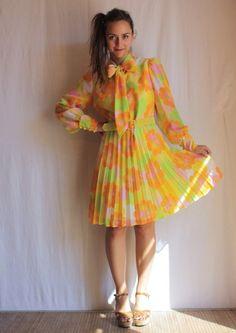 Amazing 60's dress!