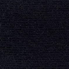 Glistening eyelash fringe yarns create fine horizontal stripes that contrast with the wool background.