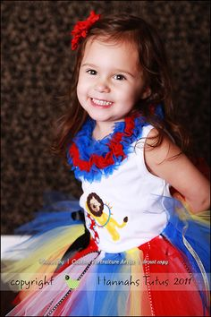 Birthday+Tutu+Going+to+the+Circus+TUTU+1st+2nd+3rd+by+HannahsTutus,+$25.00