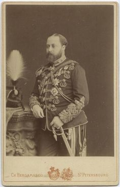 Prince of Wales - Later Edward VII