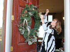 The holidays can be especially painful for those who are dealing with loss of a loved one. Dealing With Loss, Grief Support, Christmas Wreaths, Community, Holidays, Canning, Holiday Decor, Holidays Events, Holiday