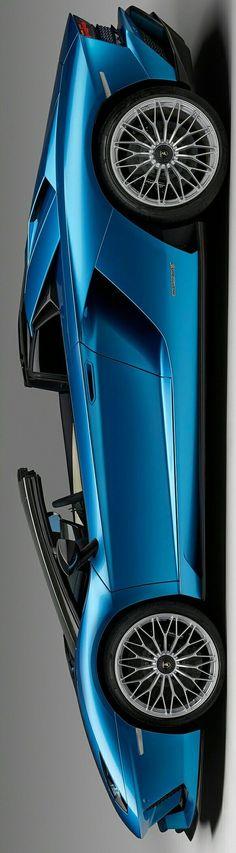 Luxury Cars  :   Illustration   Description   2018 Lamborghini Aventador S Roadster by Levon