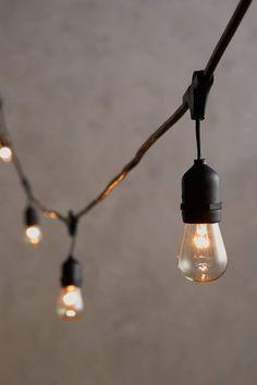 Anthropologie Cafe String Lights