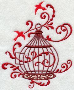 @Kelly Teske Goldsworthy Teske Goldsworthy Spencer Moreno: birdcage