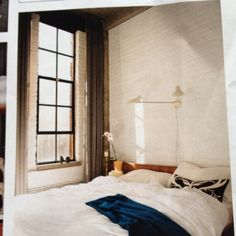 best accessory for your bedroom is natural light -rue magazine.