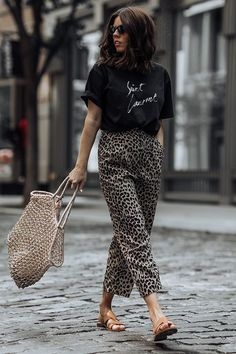 1ff2b2096cc 31 Fabulous Outfit Ideas for Every Day in August  purewow  summer  fashion   style  streetstyle  outfitideas  summeroutfits  summerfashion   summeroutfitideas