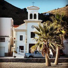 #Iglesia de La Mamola.   por Phranet Explore, Mansions, House Styles, Home Decor, Art, Decoration Home, Manor Houses, Room Decor, Villas