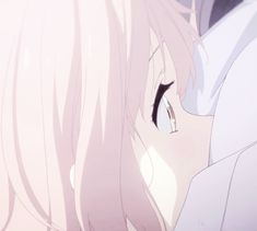 gif, anime and kyoukai no kanata GIF on We Heart It Anime Gifs, Sad Anime, Anime Love, Manga Anime, Cute Gifs, Anime Trap, Anime Triste, Anime Lindo, Cute Anime Pics