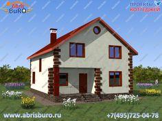 Проект частного жилого дома K1134-144