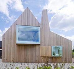 Une maison aux Pays-Bas
