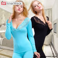 Winter Warm Thermal Long Johns Long Sleeve Thermal Clothing Underwears Sets Women   >> Worldwide FREE Shipping <<  #SexyBriefs #SexyCorset #Womensunderwear #Corset #Lingerie #BuyBra #Slips #Top #Womensstore #innerwear #beautiful #girl #like #fashion #pindaily #pinlike #follow4follow #pinmood #style #like4like #beauty #tagforlikes