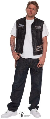 Jackson 'Jax' Teller - Sons of Anarchy Stand Up