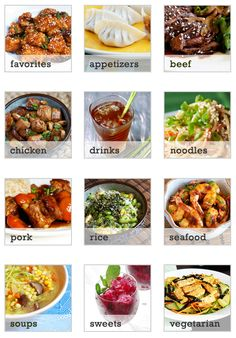 Island inspired asian food fusion food asian and food asian recipes from appetite for china site forumfinder Images