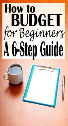 """If you are not as rich as you want to be, the first thing you need to do is create a budget. This will show you your """"cash flow"""" and point out where you can plan better. This will help you achieve your goals and get you to where you want to be financially. This guide walks you through the specific steps (there are 6) to create a personal financial budget. 
