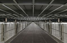 Galería de Bodega en Oiry / Giovanni PACE Architecte - 2
