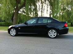 my personal current vehicle, BMW 335ix.