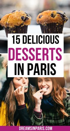 Want to embark on a pastry tour in Paris? Here are the most delicious Parisiam desserts you should try. | best desserts Paris| best pastries in Paris| best Parisian pastries| best Parisian desserts| best sweets in Paris| Must try Paris sweets| best Parisian sweets| best Paris desserts sweets| best desserts from Paris| best desserts Paris| food in Paris #parisdesserts #parissweets #parispastries Paris Travel Tips, Europe Travel Guide, France Travel, Travel Guides, Paris Desserts, Paris Food, Fun Desserts, Best Cafes In Paris, Best Restaurants In Paris