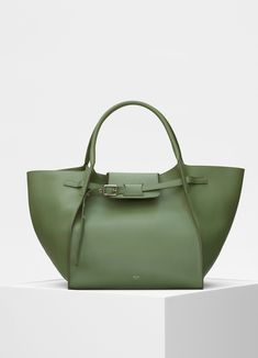 6d5097d3de Medium Big bag in smooth calfskin - Handbags