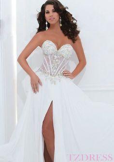 white prom dress white prom dresses