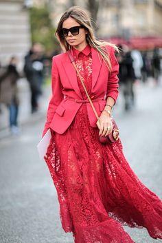 Rojo vibrante | Galería de fotos 20 de 45 | VOGUE