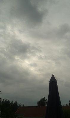 Liikaa pilviä ☁☁