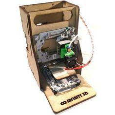 Изображение Любопытство 120 $ eWaste Обучающие 3D принтер