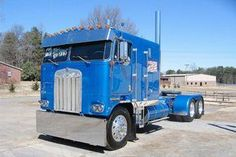 1980 Kenworth K100  Love a classy Cab Over.