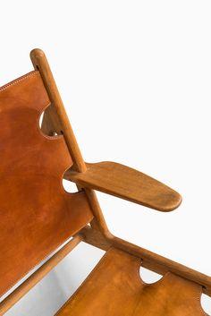 Børge Mogensen hunting easy chairs at Studio Schalling