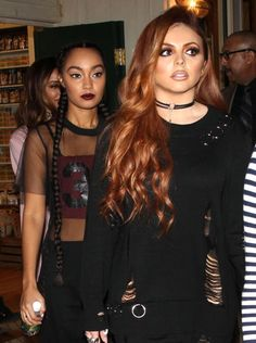 Leigh Anne Pinnock. Jesy Nelson. Little Mix.