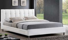 Кожаная кровать Барселона