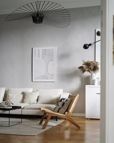 My Scandinavian home: Get the look of a serene family home in Berlin - Scandinavian Design Trends - Have Best Home Decor ! Decoration Inspiration, Room Inspiration, Interior Inspiration, Design Inspiration, Decor Ideas, Home And Living, Home And Family, Couch Magazin, Living Room Decor
